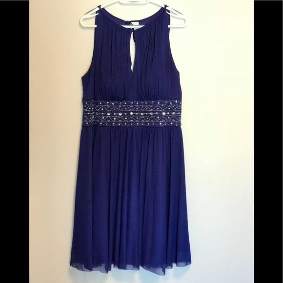 La Nouvelle Renaissance Dresses | Royal Blue Fancy Dress | Poshmark